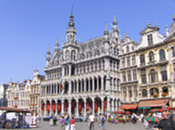 Brussels: the Groot Markt / Grand'Place